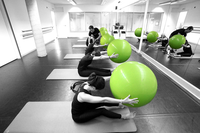 Classes de Pilates a Granollers | REC Pilates