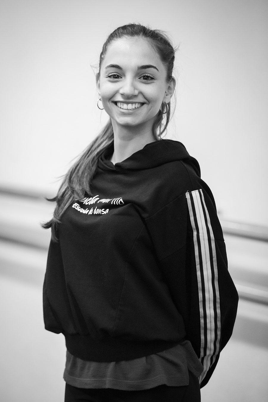 Andrea Murillo - Ballet Fit | Escola de Dansa Àgueda Murillo