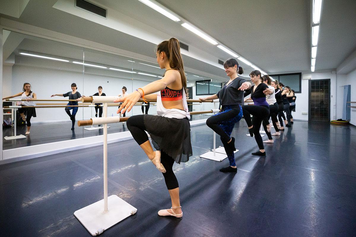 Ballet Fit a Granollers | Àgueda Murillo - Escola de Dansa