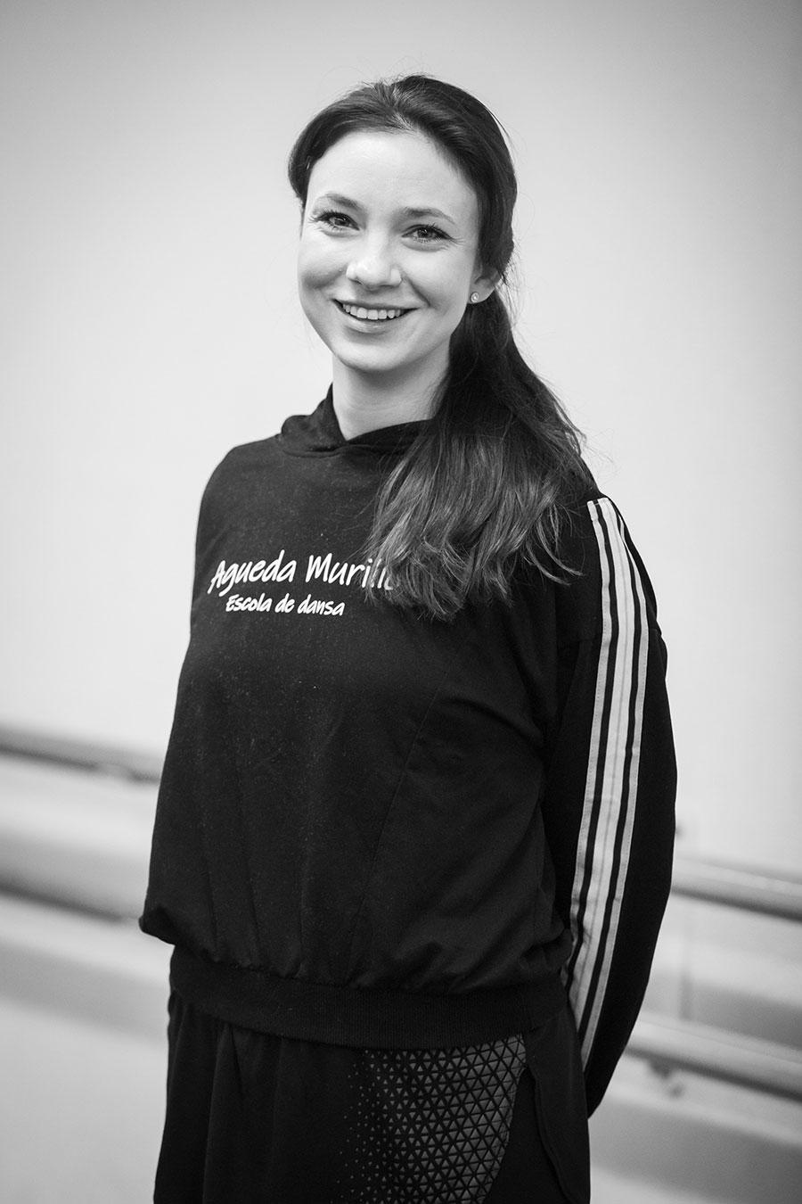 Vanja Tosic - Professora de Jazz | Escola de Dansa Àgueda Murillo