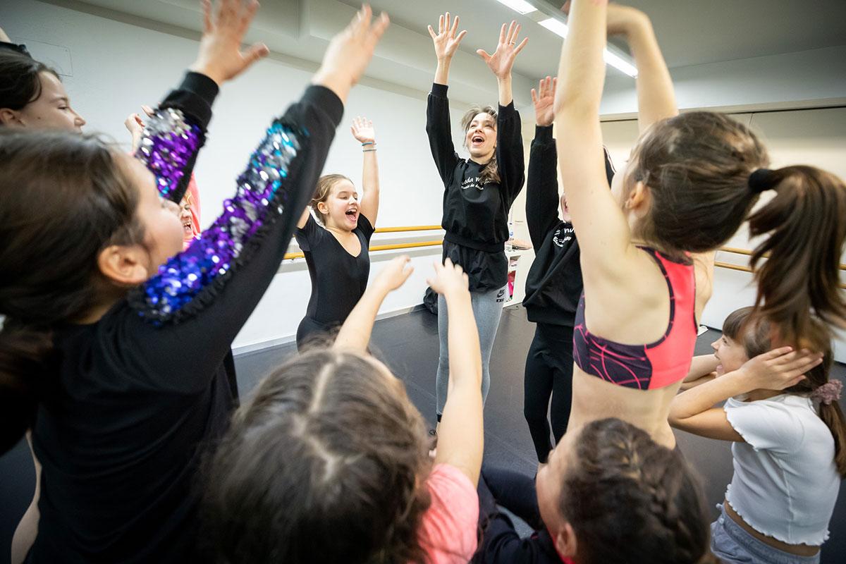 Classes de Dansa Jazz Infantil a Granollers | Escola de Dansa Àgueda Murillo