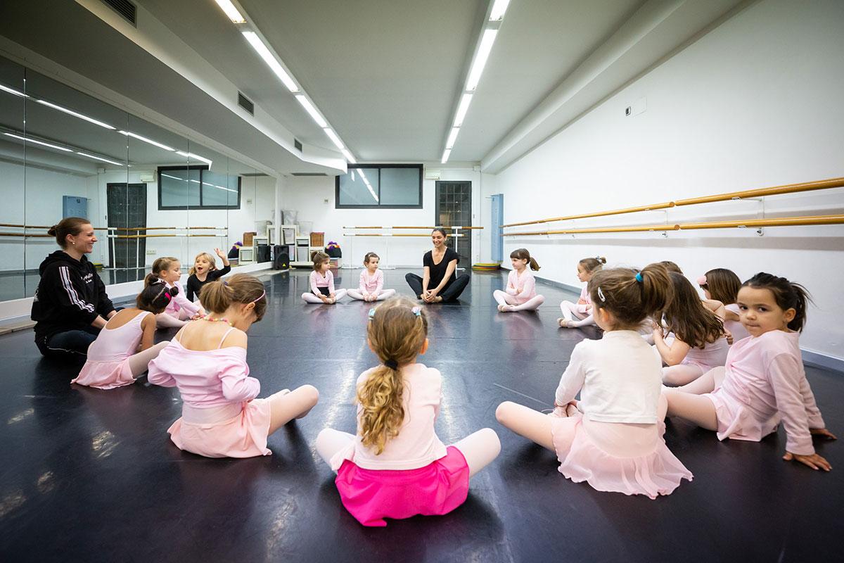 Classes Preliminars de Dansa Clàssica | Escola de Dansa Àgueda Murillo