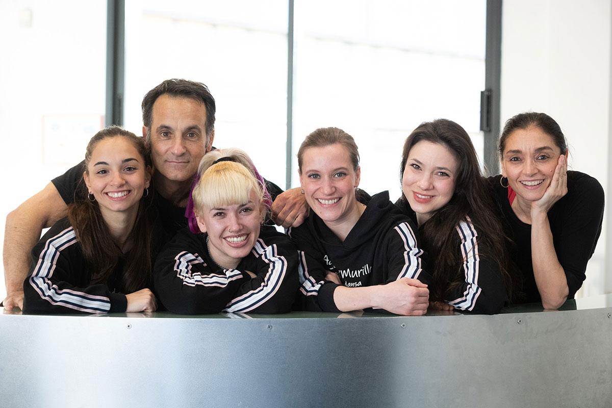 Professors | Escola de Dansa Àgueda Murillo