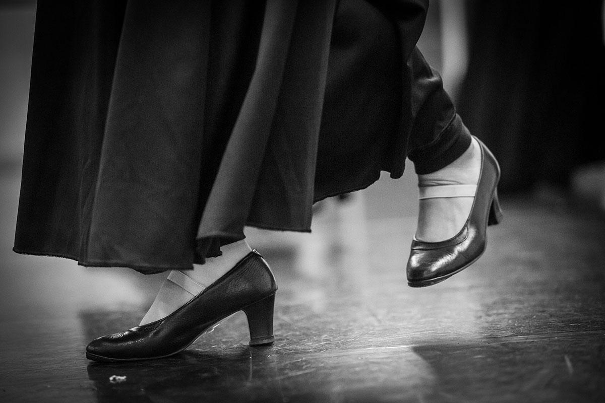 Classes de Flamenc a Granollers | Escola de Dansa Àgueda Murillo
