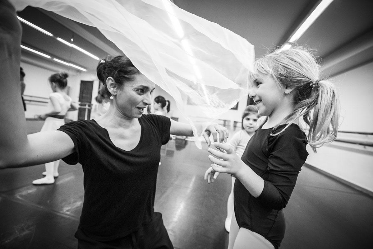 Classes de Iniciació a la Dansa a Granollers | Escola de Dansa Àgueda Murillo