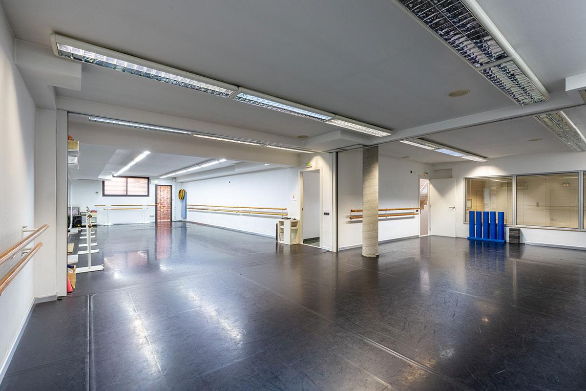 Instal·lacions | Escola De Dansa Àgueda Murillo A Granollers