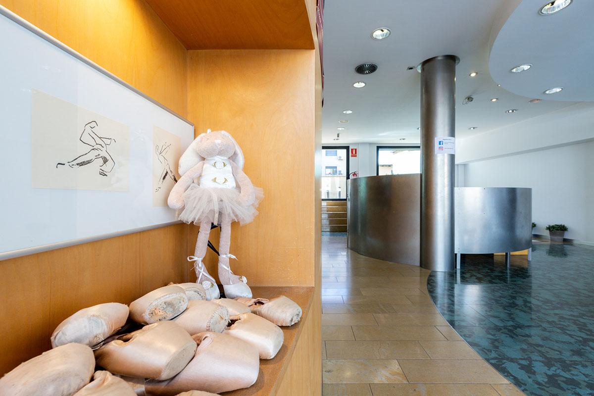 Instal·lacions   Escola De Dansa Àgueda Murillo A Granollers
