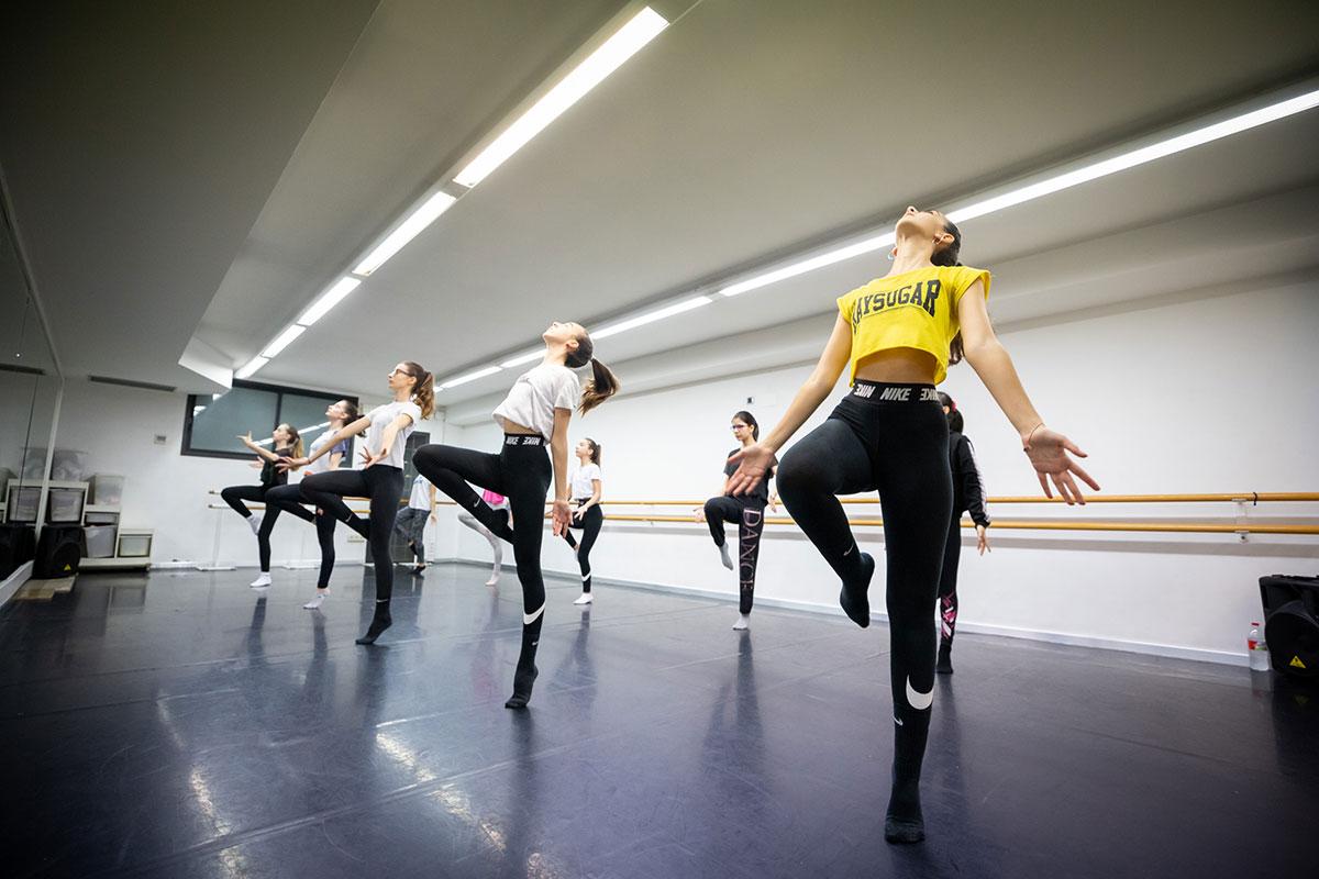 Classes de Jazz a Granollers | Escola de Dansa Àgueda Murillo