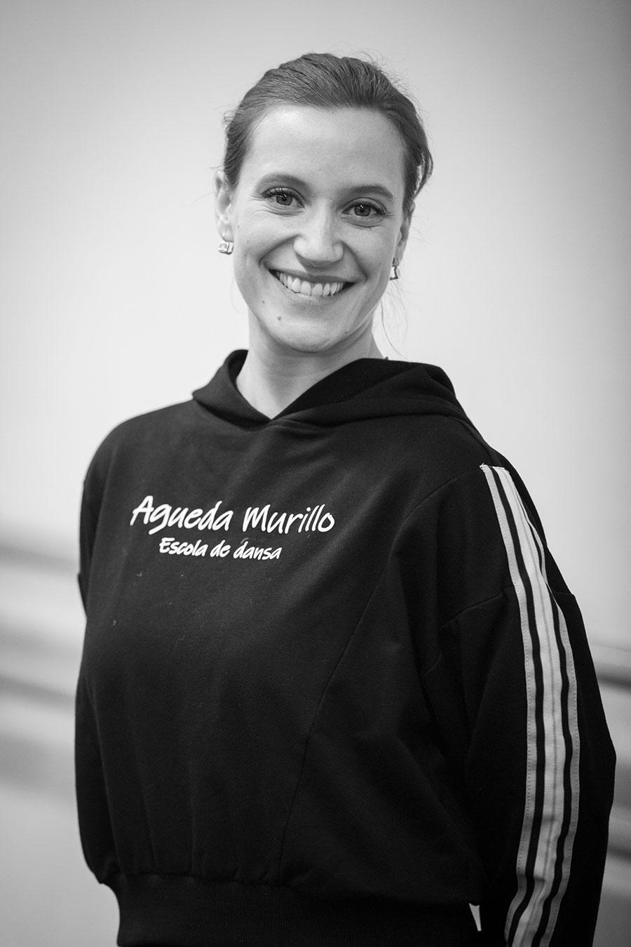 Nuria Parra - Professora de Dansa | Escola de Dansa Àgueda Murillo