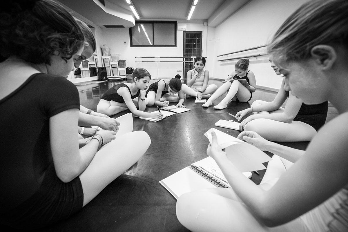 Quadern De Dansa   Escola De Dansa Àgueda Murillo
