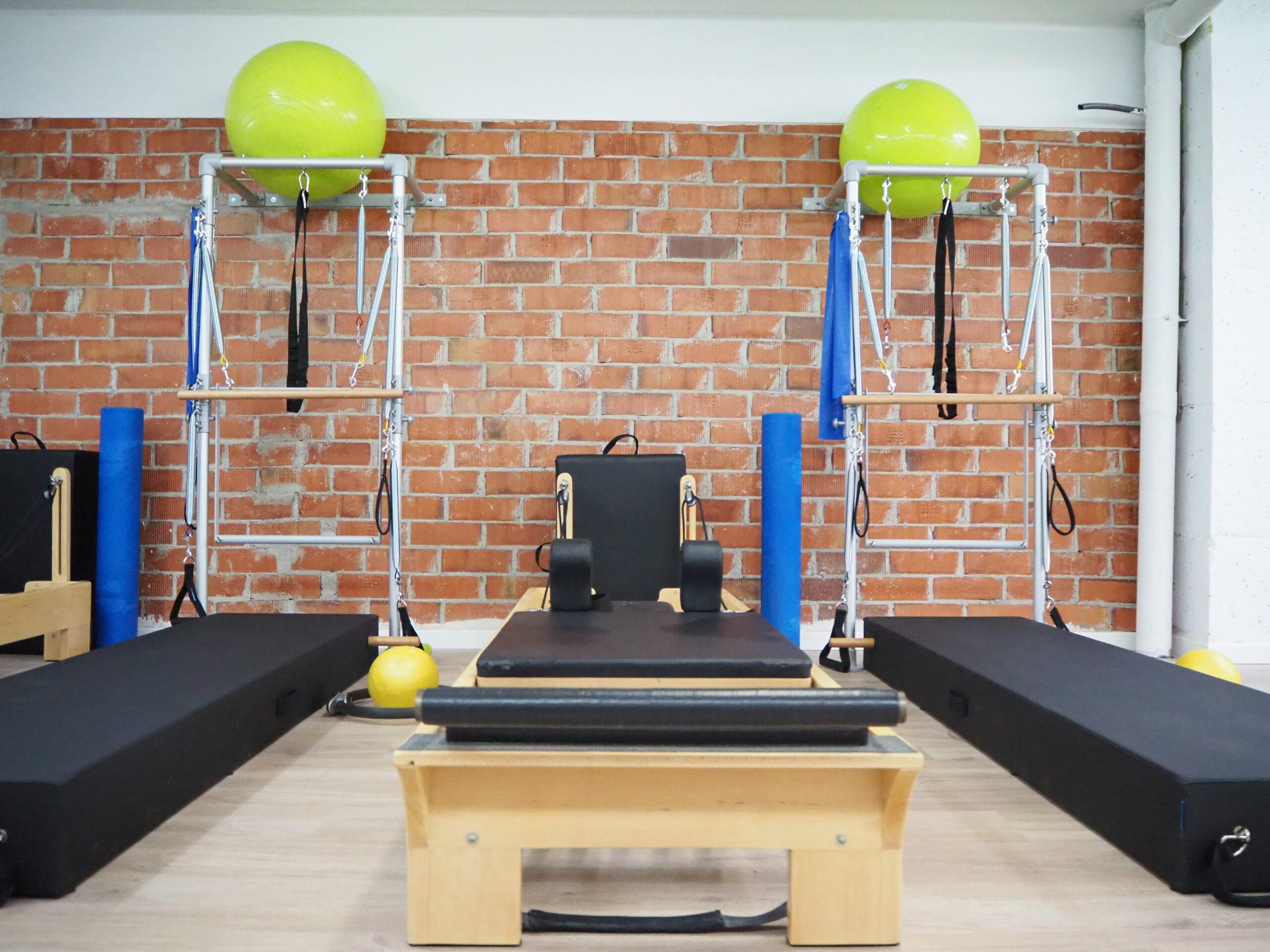 Els Beneficis De REC Pilates