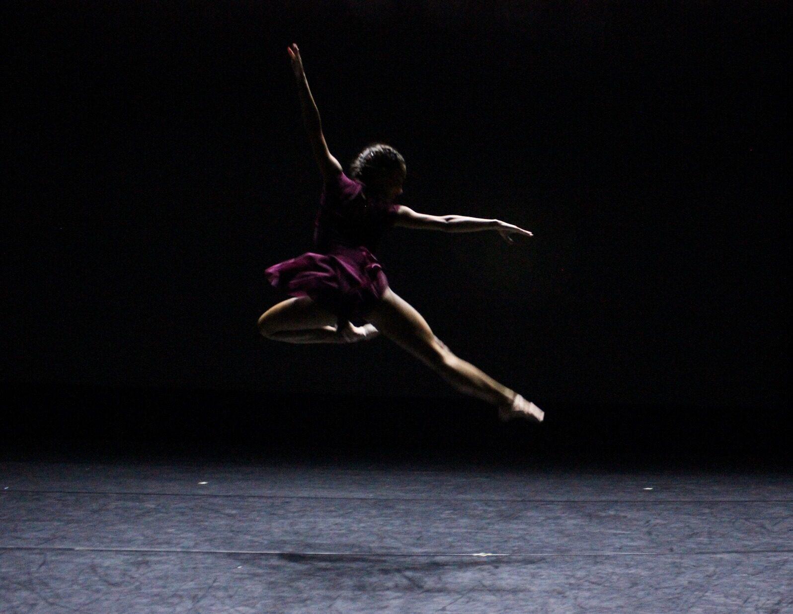 L'estudiant De Dansa A L'Institut Del Teatre